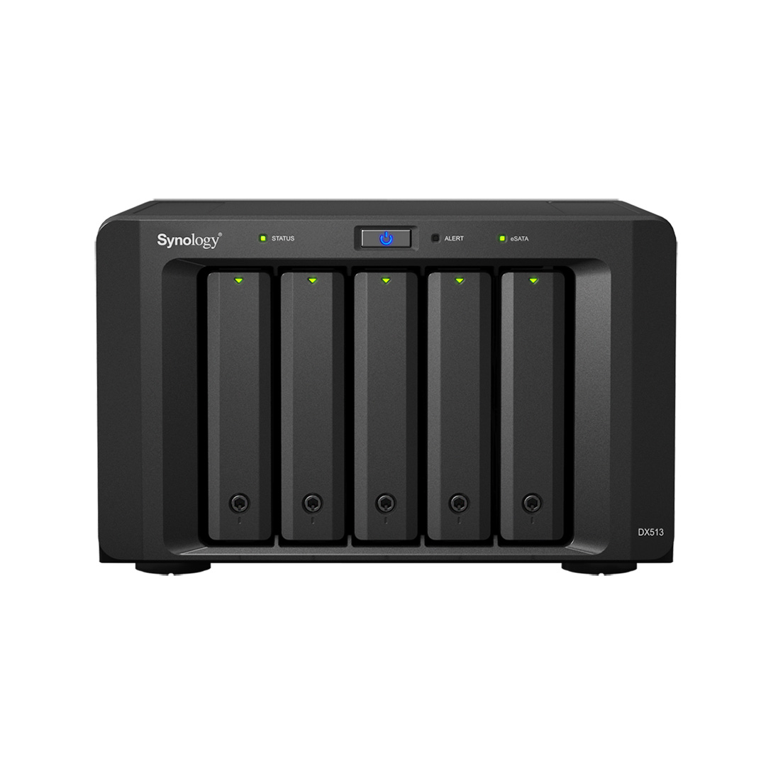 Synology DX513 5 Slot Expansion Unit DiskStation